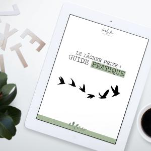 E-book Lâcher Prise : Guide pratique