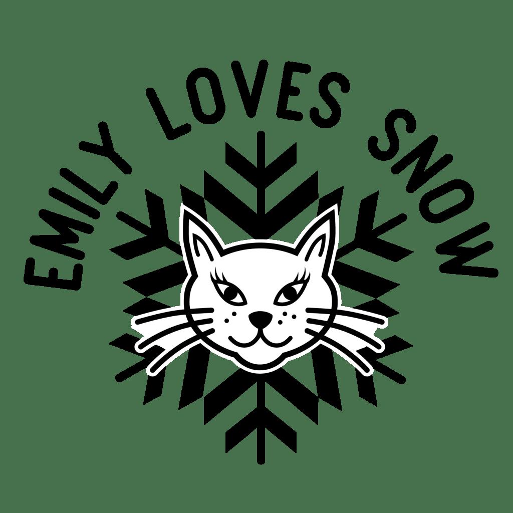 Bandlogo emily loves snow