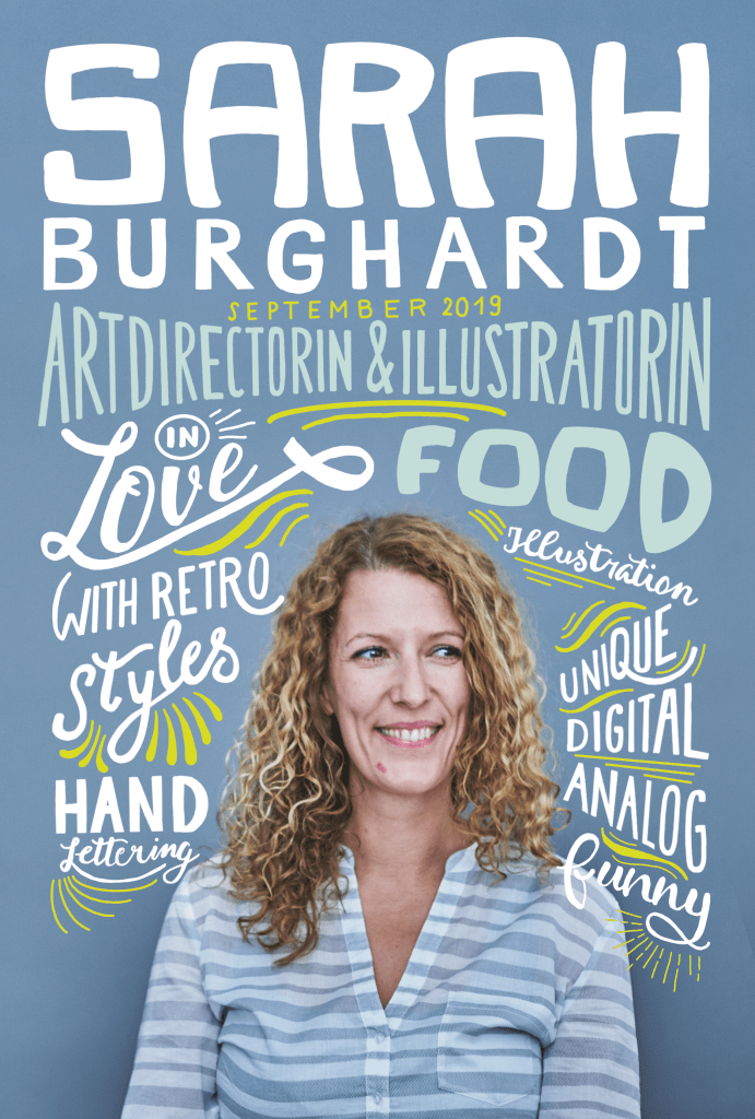 Sarah Burghardt Artdirection & Illustration