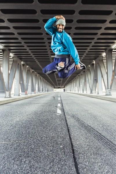Krump Tanzfoto tänzerfoto Jump