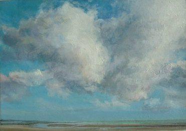 Fine Day, Margate. (29 x 34 cm)