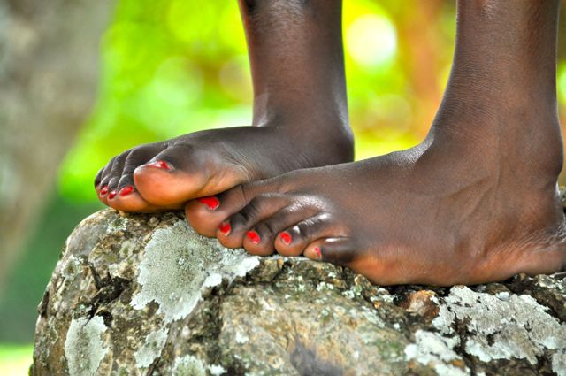 Feet MJ