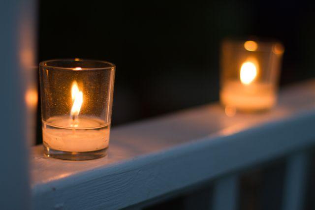 Candles Cherish