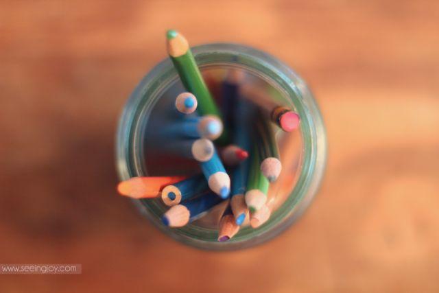 Colored Pencils MJ