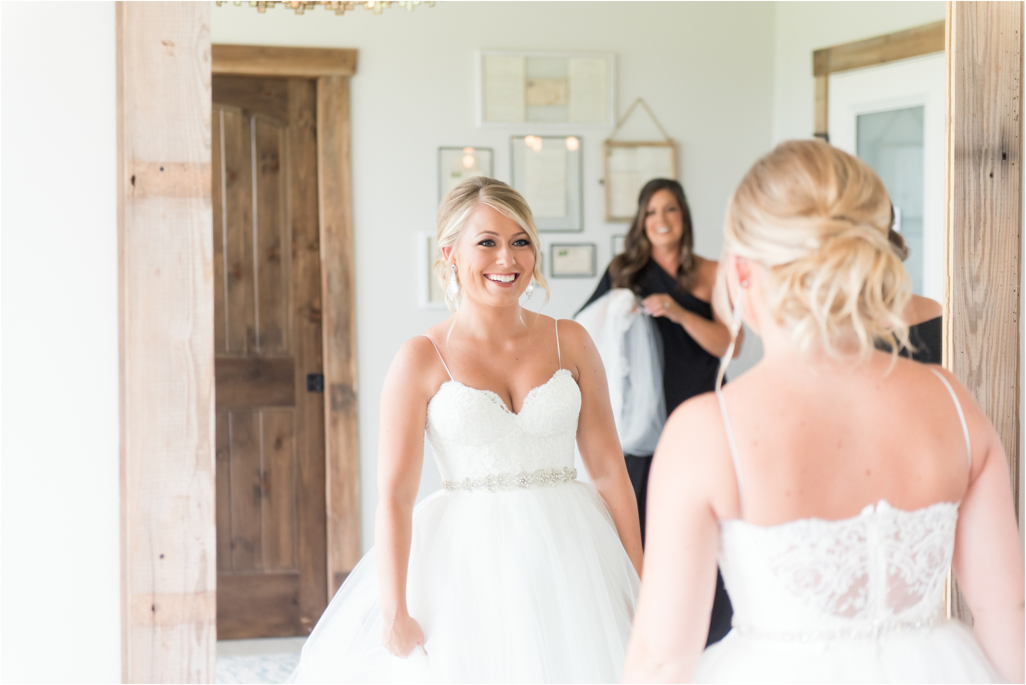 Zoee Amp Patrick The Barn On Boundary Wedding Eaton IN