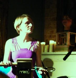 Sarah Angliss (photo Tamsin Chapman)