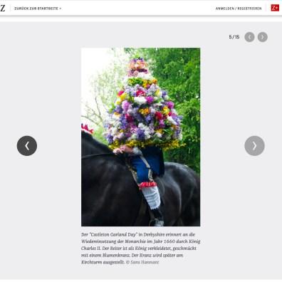 Rituale in England: Alte tradition, frisch belebt, Zeit 19.01.12 5/15