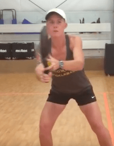 pickleball mistake