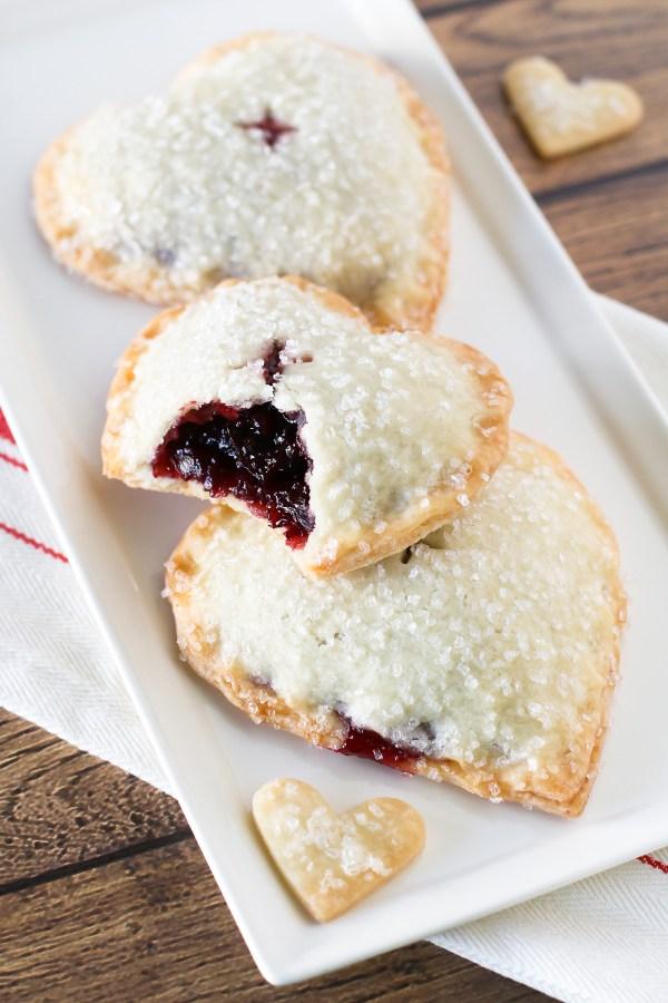 gluten free vegan sweetheart cherry hand pies3