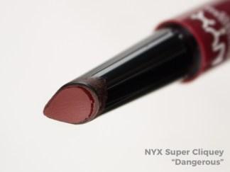 NYX Super Cliquey - Dangerous