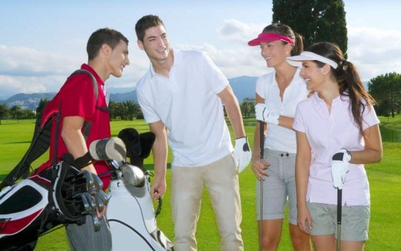 Golf Lessons in Essex