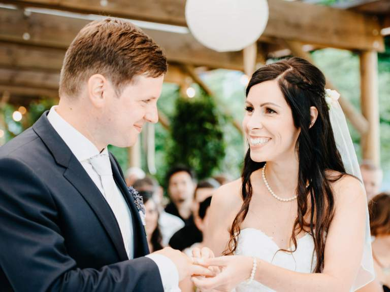 Hochzeit von Stefanie & Peter