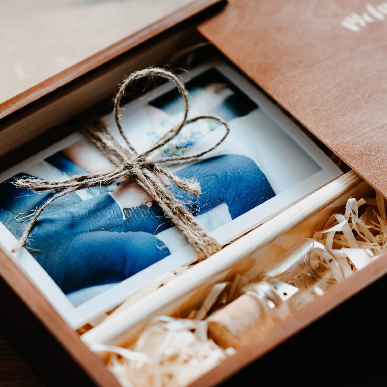 Die Hochzeitsbox