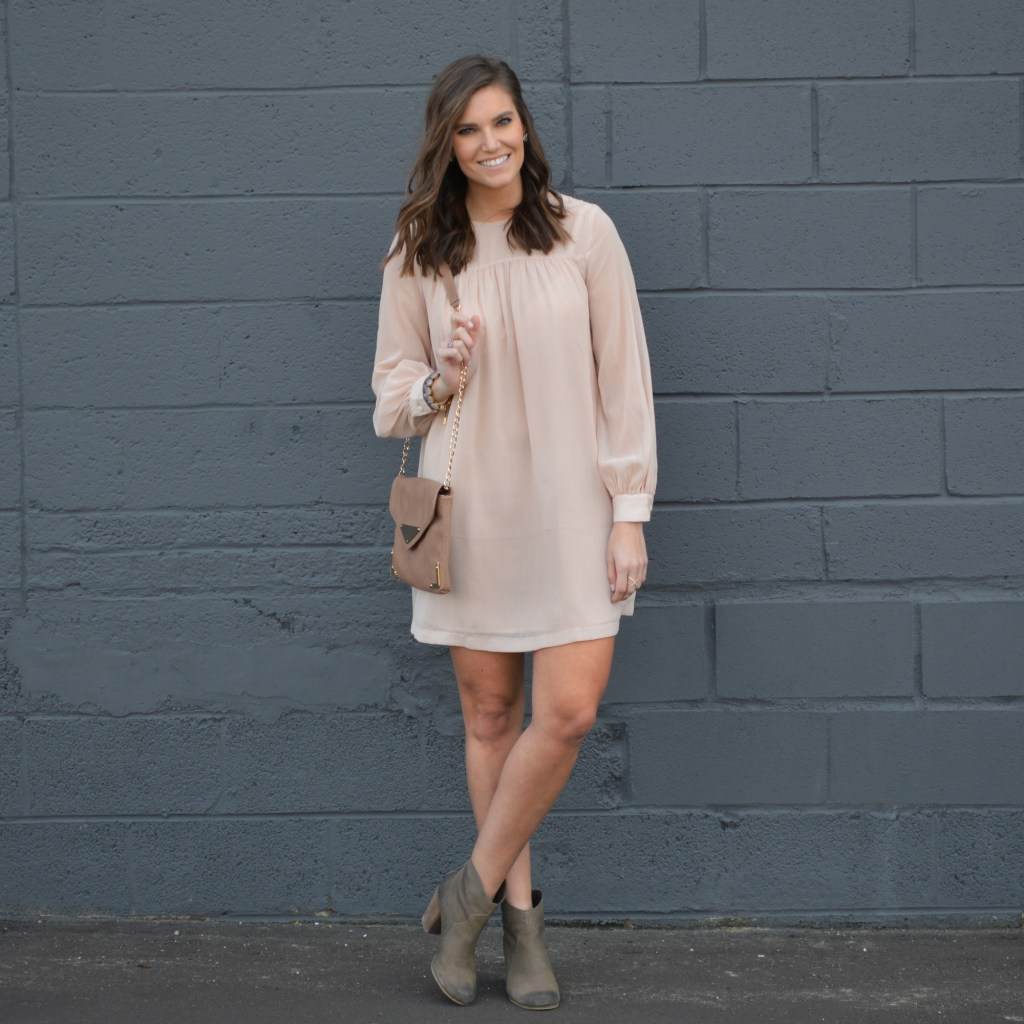 Romantic & Girly V-Day Date Look
