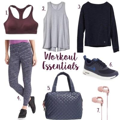 5 Workout Essentials
