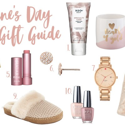 Valentine's Day Gift Guide for Her | 2017