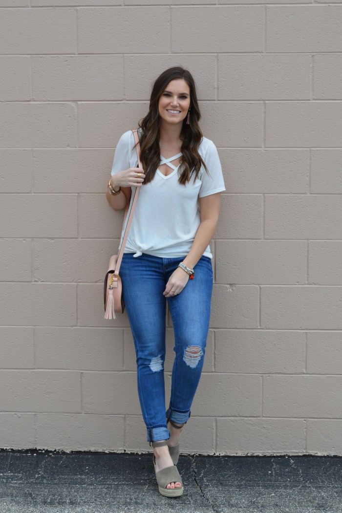 Easy Spring Outfit