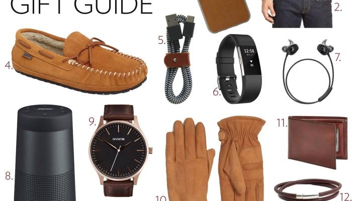Men's Gift Guide 2017