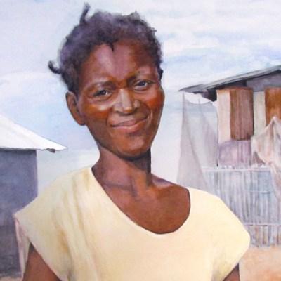 Anite, Haitian Mother