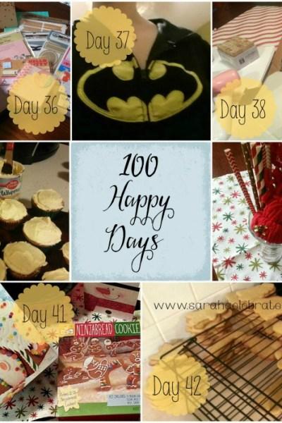 100 Happy Days – Week Six
