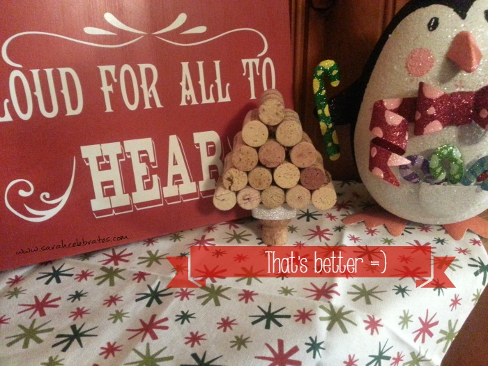Wine Cork Tree | Sarah Celebrates