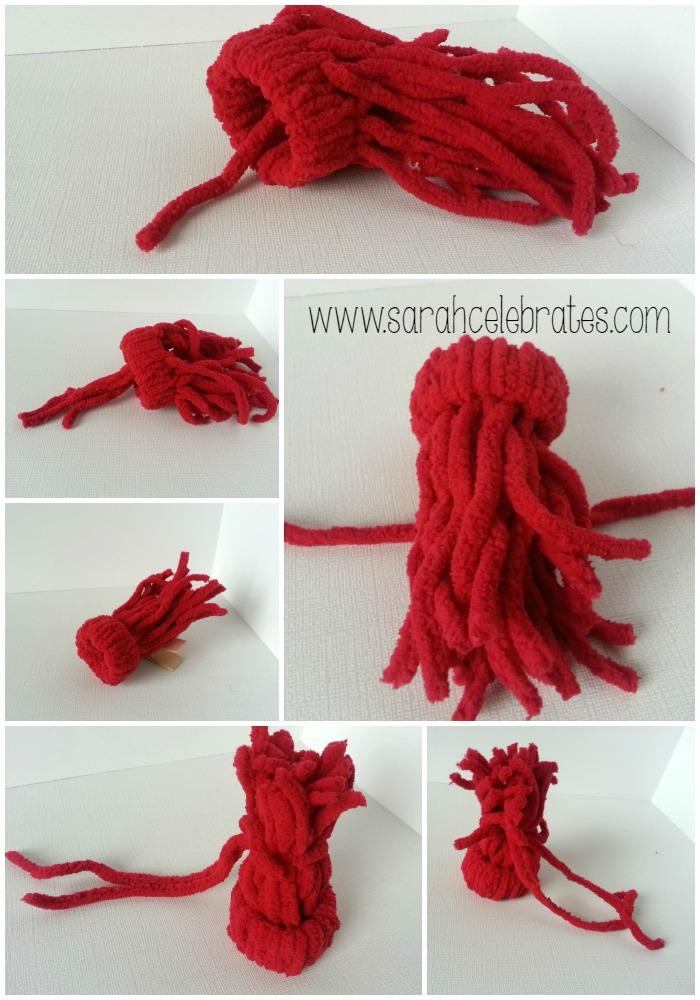 Yarn Hat - Step 3