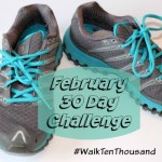 Walk Ten Thousand | Sarah Celebrates