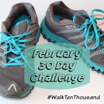Walk Ten Thousand | Sarah Celebrates