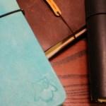Travelers Notebook Obsession   Sarah Celebrates