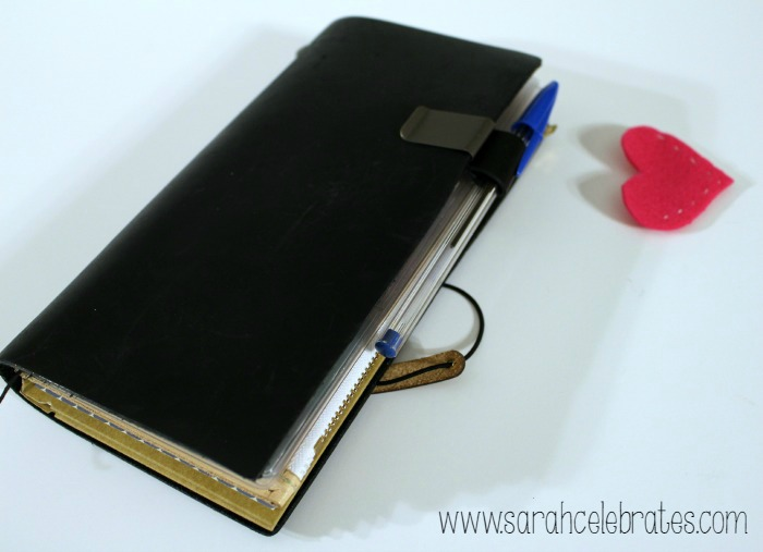 Traveler's Notebook to Way Cool Wallet
