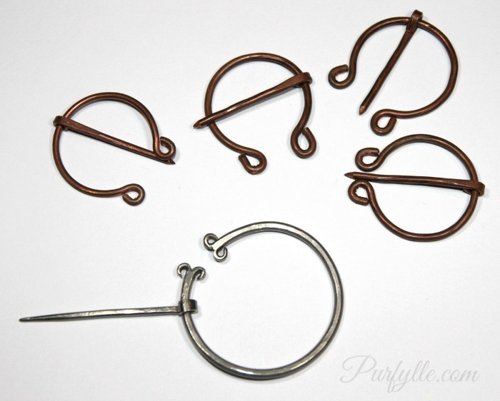 #Pinbellish Pin Trivia - Roman fibulae penannular brooch