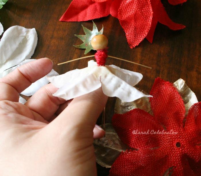 Tiny Fairies-Putting on the skirt | Sarah Celebrates