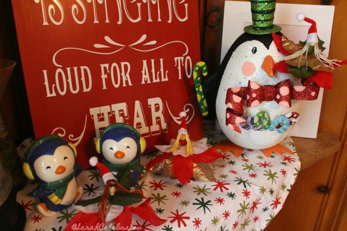 Tiny Fairies-Finding a home, kitchen corner | Sarah Celebrates