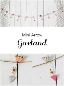 Mini Arrow Garlard | A #2usestuesday Feature