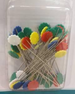 Flower Head Pins | #Pinbellish Pin Trivia