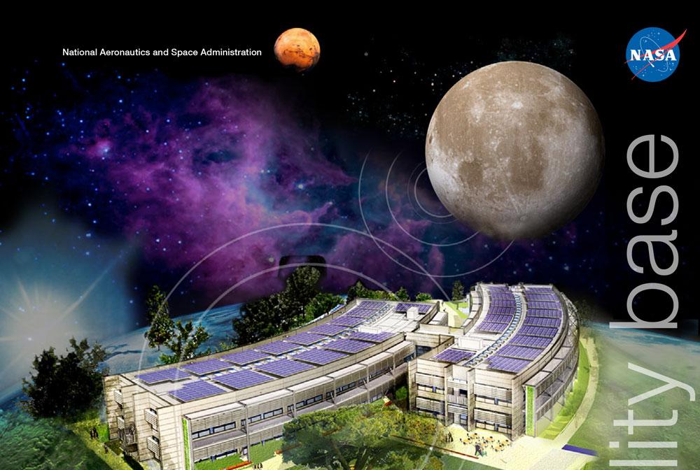 NASA Sustainability Base