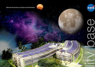 NASA Sustainability Base