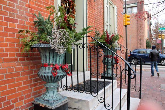 Society Hill Philadelphia Historic City