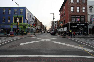 South Street Philadelphia