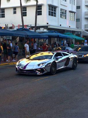 Miami Beach Weekend Ocean Drive