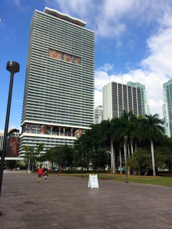 Miami Beach Weekend Bayfront Park