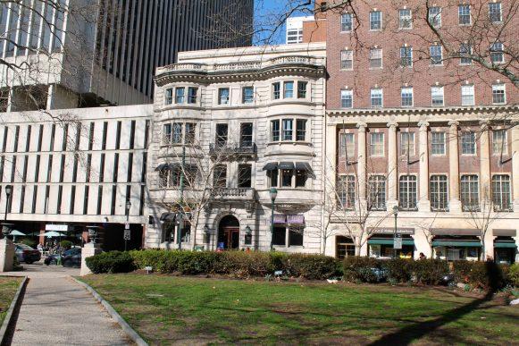 Rittenhouse Square Philadelphie Sofitel