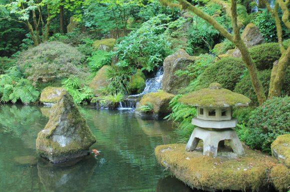 Portland Japanese Garden Jardin Japonais