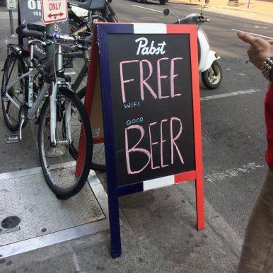 Portland Free Beer