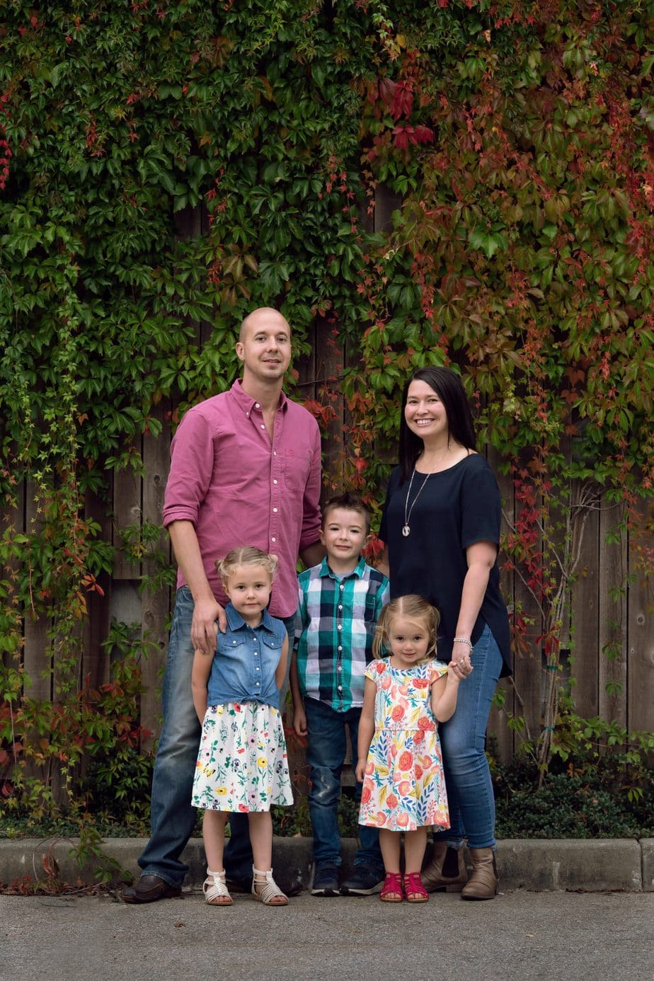 McBridge Family Portrait