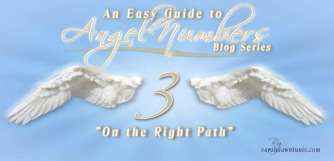 On The Right Path - ANGEL NUMBER 3,33,333,3333 - Easy Guide to Angel