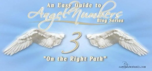 Angel Number 3: On the Right Path