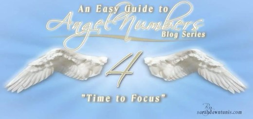 Angel Number 4: Time to Focus Title Image