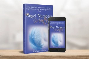 Angel Numbers book - kindle