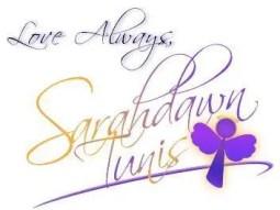 Love Always, Sarahdawn Tunis
